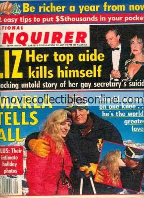 1/22/1991 National Enquirer