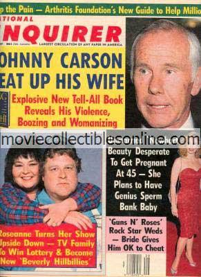 7/18/1989 National Enquirer